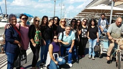 צוותים של סניף מטב בטבריה ונצרת