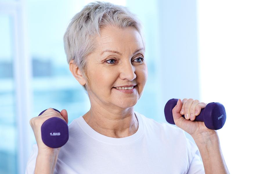 פעילות גופנית לגיל השלישי
